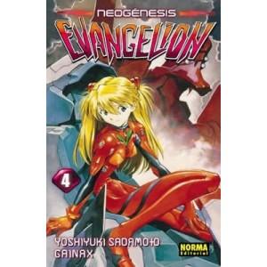 Neon Genesis Evangelion Nº 04