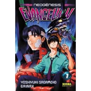 Neon Genesis Evangelion Nº 07