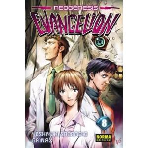 Neon Genesis Evangelion Nº 08