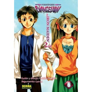 Evangelion: Neogénesis Evangelion: The IRON MAIDEN 2nd Nº 05