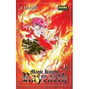 Magic Knight Rayearth Nº 01