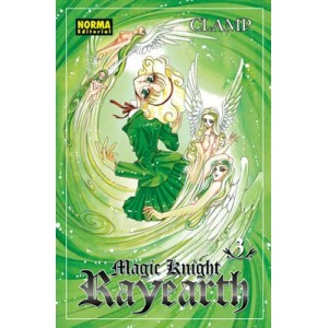 Magic Knight Rayearth Nº 03