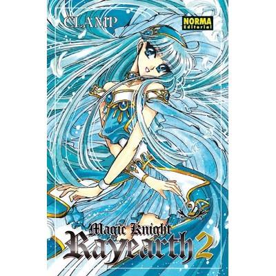 Magic Knight Rayearth 2 Nº 02