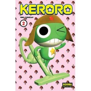Keroro Nº 02