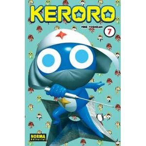 Keroro Nº 07
