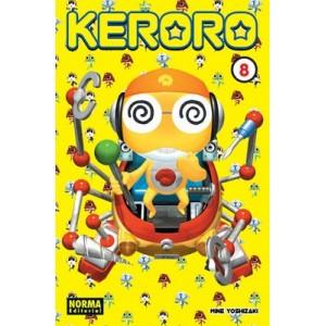 Keroro Nº 08