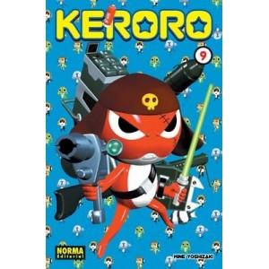 Keroro Nº 09