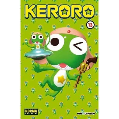 Keroro Nº 13