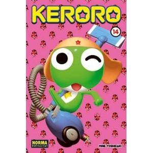 Keroro Nº 14
