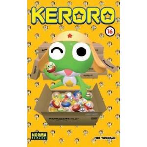Keroro Nº 16
