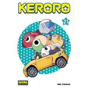 Keroro Nº 21