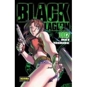 Black Lagoon Nº 02