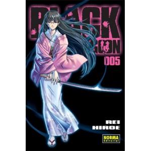 Black Lagoon Nº 05