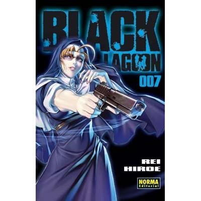 Black Lagoon Nº 07