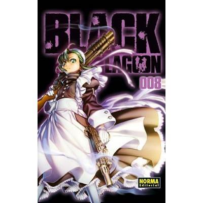 Black Lagoon Nº 08
