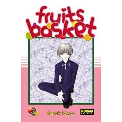 Fruits Basket Nº 02