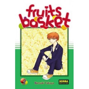 Fruits Basket Nº 03