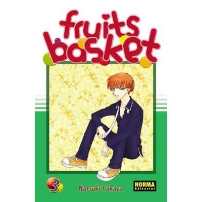 Fruits Basket Nº 03