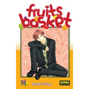 Fruits Basket Nº 14