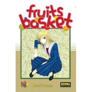 Fruits Basket Nº 16