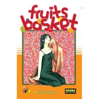 Fruits Basket Nº 21