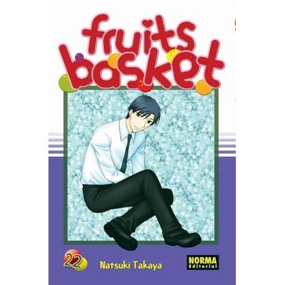 Fruits Basket Nº 22