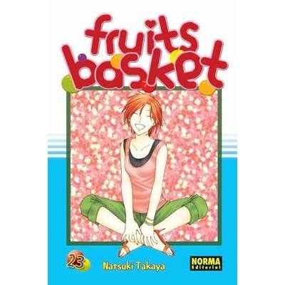 Fruits Basket Nº 23