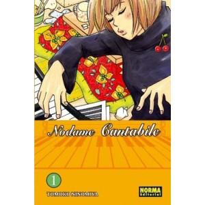Nodame Cantabile Nº 01