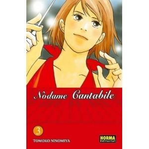 Nodame Cantabile Nº 03