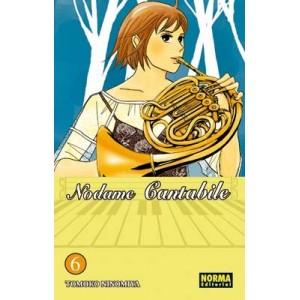 Nodame Cantabile Nº 06