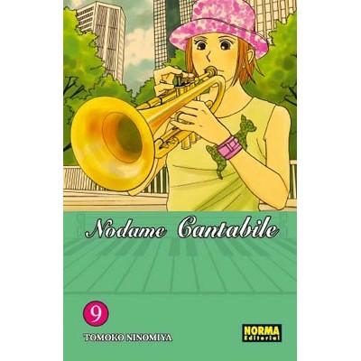 Nodame Cantabile Nº 09