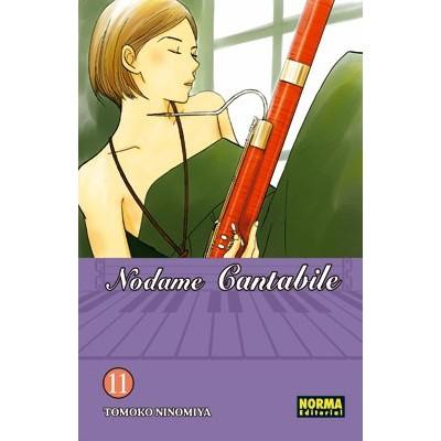 Nodame Cantabile Nº 11