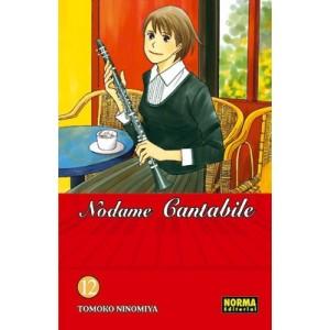 Nodame Cantabile Nº 12