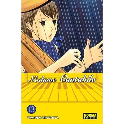 Nodame Cantabile Nº 13