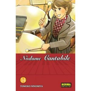 Nodame Cantabile Nº 14