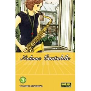 Nodame Cantabile Nº 20