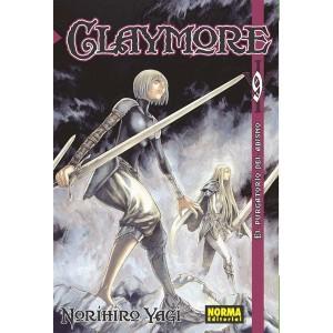 Claymore nº 08