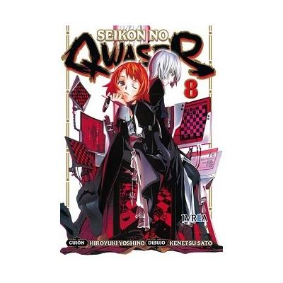 Seikon no Qwaser Nº 07