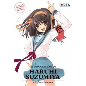 La Indignacion de Haruhi Suzumiya (Novela vol. 8)