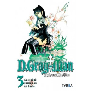 D.Gray-man nº 03