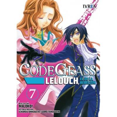 Code Geass: Lelouch, el de la Rebelion nº 06
