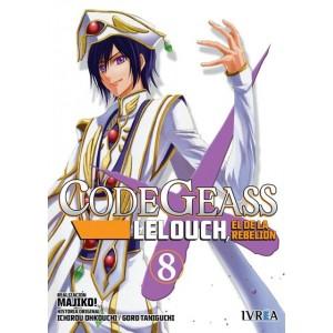 Code Geass: Lelouch, el de la Rebelion nº 08