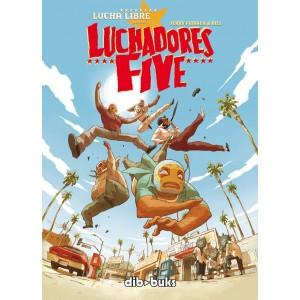 Lucha Libre - Luchadores Five