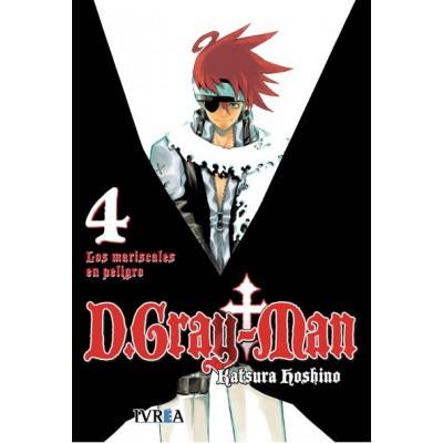 D.Gray-man nº 03