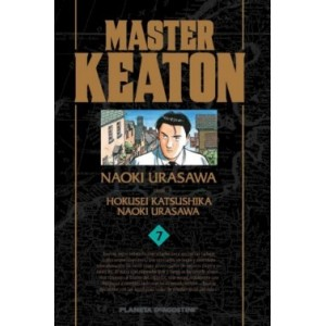 Master Keaton nº 06