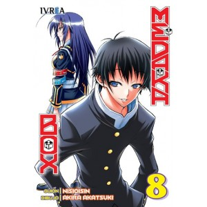Medaka Box nº 07
