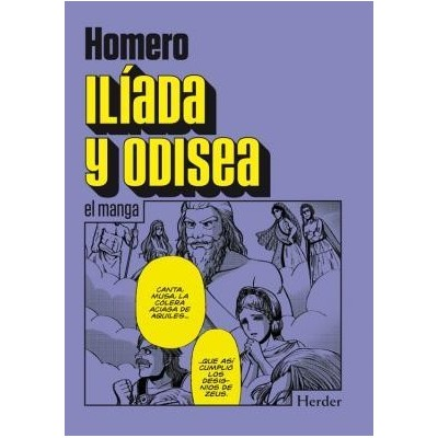 Ilíada y Odisea (El Manga)