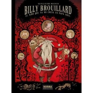 Billy Brouillard nº 03: El Niño que ya no Creía en Papá Noel