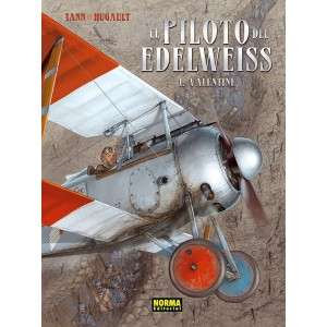 El Piloto del Edelweiss nº 01: Valentine