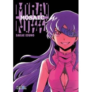 Mirai Nikki nº 12